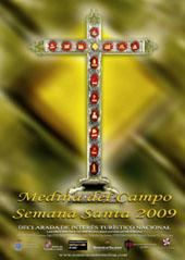 Cartel oficial de la Semana Santa 2009