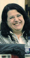 La portavoz del Grupo Municipal Socialista, Teresa Rebollo