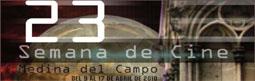 Imagen oficial de la 23 Semana de Cine de Medina del Campo