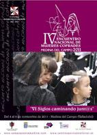 Cartel del IV Encuentro Mujeres Cofrades