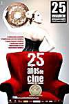 Cartel 25 Semana de Cine