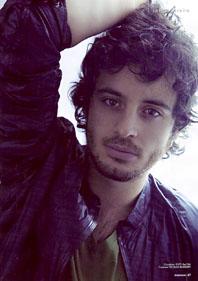 El actor madrileño Javier Pereira