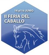 Imagen oficial de la II Feria del Caballo de Medina del Campo.