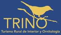 Logotipo que exponen los extablecimientos de turismo rural adheridos a TRINO.