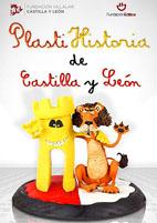 Cartel promocional de la exposición 'Plasti—Historia'.