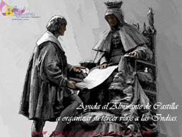 Una de las imágenes utilizadas en la campaña de promoción de 'Imperiales y Comuneros'.