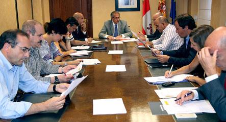 Comisión del Plan de Empleo Agrario.