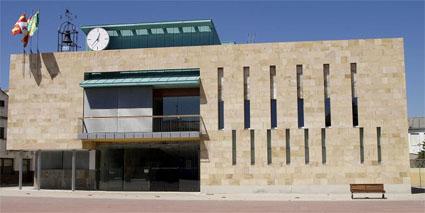 Ayuntamiento de Pedrajas de San Esteban.