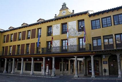 Ayuntamiento de Tordesillas.