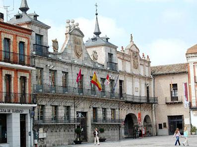 Ayuntamiento de Medina del Campo.