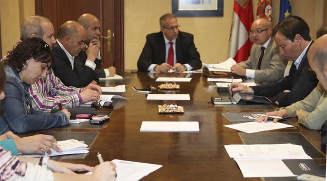 Comisión Provincial de Seguimiento del Programa de Fomento del Empleo Agrario