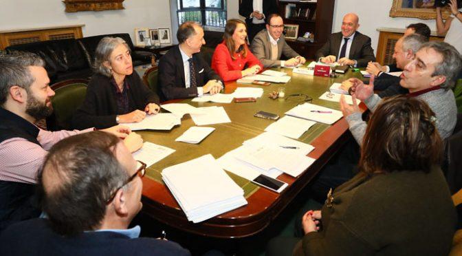 La Mesa del Diálogo Social de la provincia hace un 'balance positivo'