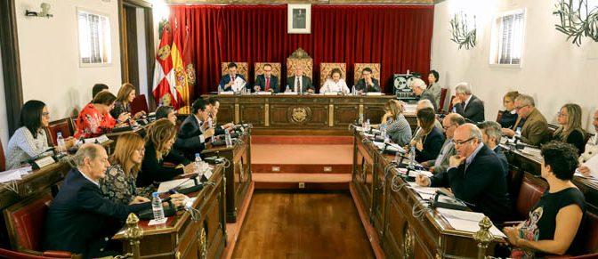 La Diputación se adhiere a los actos del 40 aniversario de la Constitución