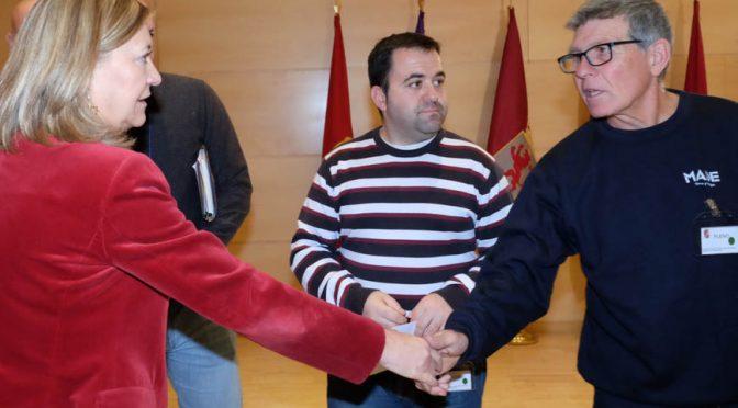 Las Cortes piden la continuidad de Made en Medina del Campo
