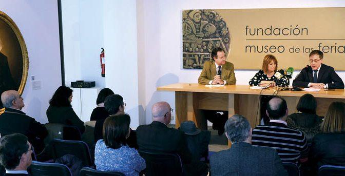 Junta y Fundación dan impulso al Archivo Simón Ruiz por el Año Europeo del Patrimonio Cultural