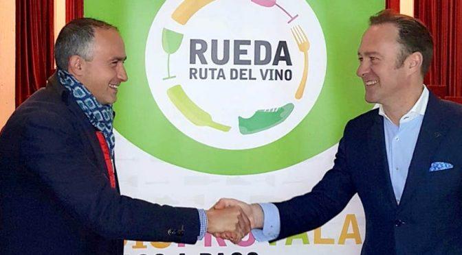 Juan José Calvo, de Menade, nuevo presidente de la Ruta del Vino de Rueda