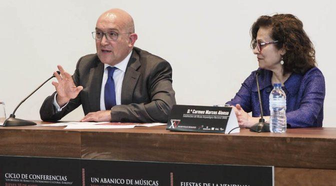 Carnero inaugura el ciclo de conferencias del XV Aniversario del Museo de las Villas Romanas