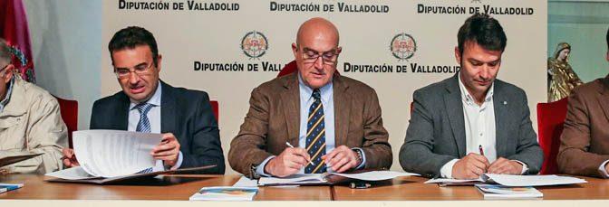La Diputación pone en marcha junto a cuatro comarcas la 'Agenda de la Educación para el Desarrollo'