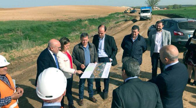 Una inversión de 17 millones moderniza el regadío del Canal de Pollos