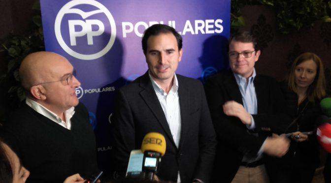 Guzmán Gómez inicia la carrera a la Alcaldía de Medina por el PP