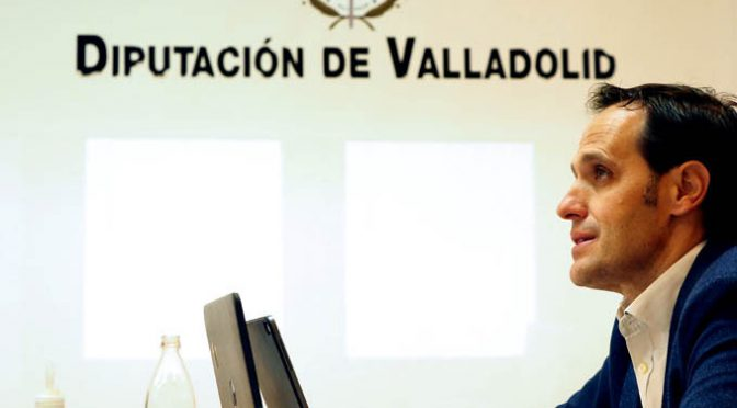 La Diputación de Valladolid presenta un 'Plan de Choque' de 12,7 millones para reactivar la economía