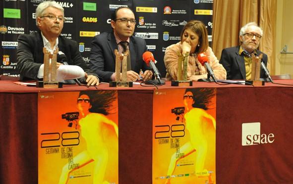 La 28 Semana de Cine de Medina, puesta de largo en Madrid