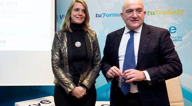 Diputación y CVE ponen en marcha la segunda edición de 'Valladolid Consolida Pyme Rural'