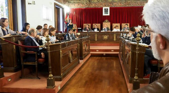 La Diputación de Valladolid apoya una Ebau única