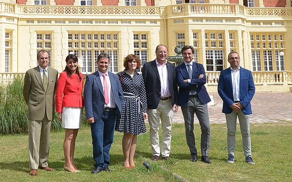 Ejecutivos de Medina se unen para potenciar la inversión empresarial en la villa