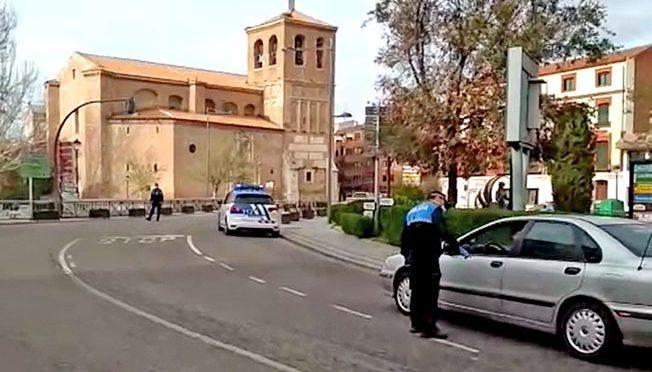 La Policía denuncia a 341 ciudadanos por saltarse el confinamiento en Medina