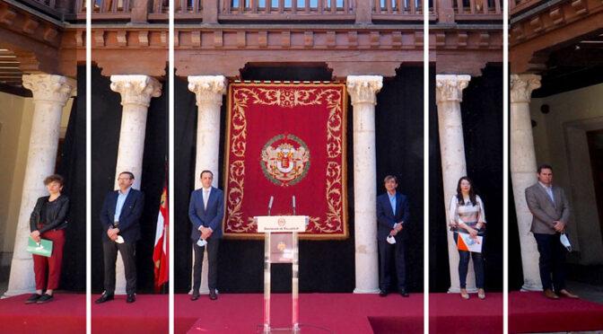 Unanimidad en el 'plan de choque' de la Diputación de Valladolid con 13 millones para la reactivación económica