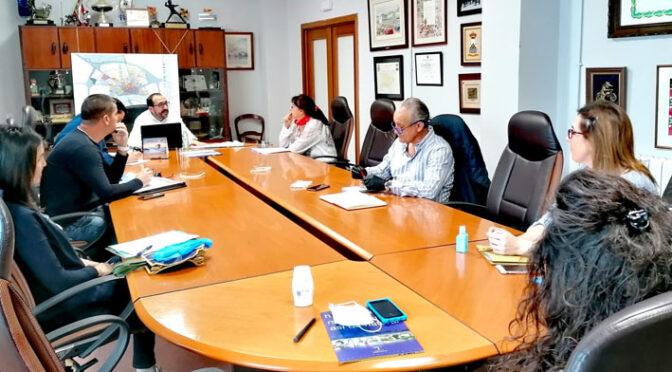 Junta de Gobierno de Tordesillas.