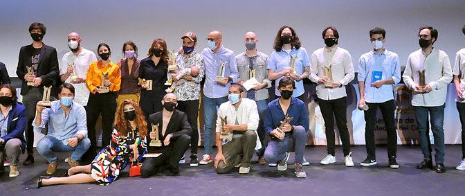 No me da la vida (malamente), de Alauda Ruiz de Azúa, ganadora de la 34 SECIME